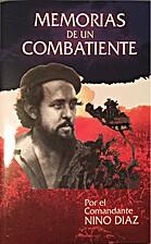 Memorias de un Combatiente Nacionalista…