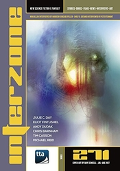 Interzone 271 cover