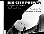 Big City Primer by Bill Barrette