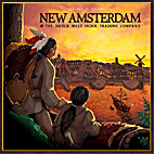 New Amsterdam by Jeffrey D. Allers
