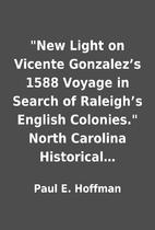 New Light on Vicente Gonzalez's 1588…