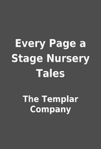 Every Page a Stage Nursery Tales by The…