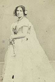 Author photo. Matilda Heron in &quot;Camille&quot;<br>Courtesy of the <a href=&quot;http://digitalgallery.nypl.org/nypldigital/id?99254&quot;>NYPL Digital Gallery</a><br>(image use requires permission from the New York Public Library)