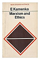 Marxism and Ethics (New Study in Ethics) by…