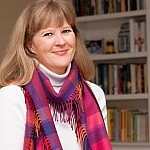 Author photo. Suzanne Fisher