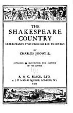 The Shakespeare country: Shakespeare's Avon…