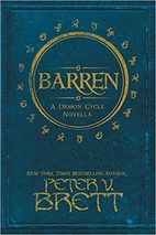 Barren: The Demon Cycle, Book 1.75 by Peter…