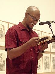 Author photo. Photo by Malingering