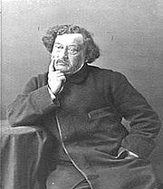 Author photo. Félix Nadar (1820-1910)