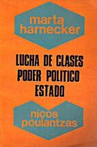 Lucha de clases y poder político de estado…