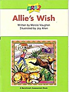 Allie's Wish (Benchmark Assessment Book…
