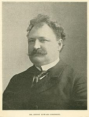 Author photo. Courtesy of the <A HREF=&quot;http://digitalgallery.nypl.org/nypldigital/id?1551458&quot;> NYPL Digital Library </A> (image use requires permission from the New York Public Library)
