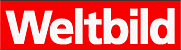 Author photo. Weltbild Logo