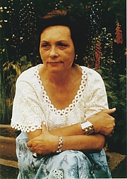 Author photo. Barbara Bartos-Höppner