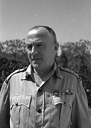 Author photo. William George Stevens photographed during the Second World War