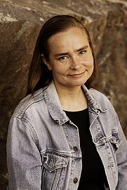 Author photo. Otava/Ville Juurikkala