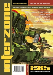 Interzone 285 cover
