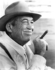 Author photo. John Huston