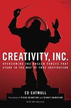Creativity, Inc.: Overcoming the Unseen…