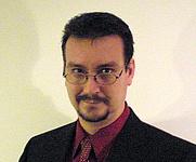 Author photo. Paul B. Spence