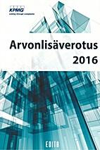 Arvonlisäverotus 2016 by Mika Kallio
