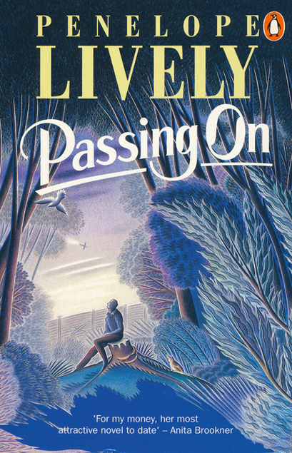 Passing On cover