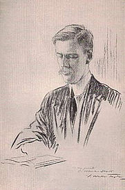 Author photo. Image from: New Voices: An Introduction to Contemporary Poetry by Marguerite Wilkinson. New York: MacMillan Co., 1922.