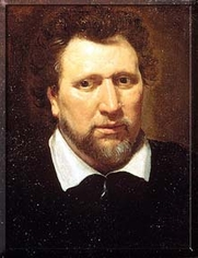 Author photo. wikipedia - Ben Jonson by Abraham Blyenberch, circa 1617.