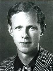 Author photo. Vincent Cronin (1924-2011)