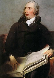 Author photo. Portrait by Thomas Lawrence