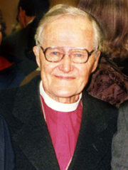 Author photo. Bishop Lesslie Newbigin Photo created by Alastair Cutting