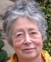 Author photo. Eve Borsook