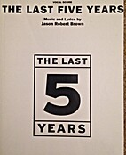Vocal Score: The Last 5 Years by Jason…