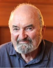 Author photo. Michael Dennis Browne [credit: Peter McLean-Browne]