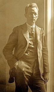 Author photo. Peter A. Ju. c. 1910