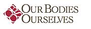 Author photo. Boston Women's Health Book Collective Logo