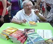 Author photo. Jack McDevitt (by Vadaro, 2010)