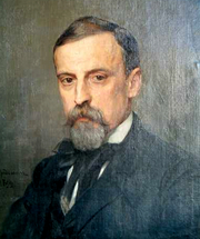 Author photo. Kazimierz Mordasewicz (1859-1923)