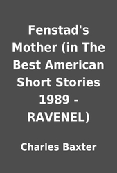 fenstads mother