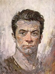 Author photo. &quot;Self portrait,&quot; <a href=&quot;http://en.wikipedia.org/wiki/Frank_Frazetta&quot; rel=&quot;nofollow&quot; target=&quot;_top&quot;>http://en.wikipedia.org/wiki/Frank_Frazetta</a>.