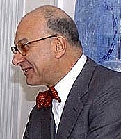 Author photo. Embassy of the U.S./Israel (Distinguished Speaker Series) ~ Cropped