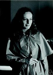 Author photo. Nicole Berline. Photo by Konrad Jacobs.