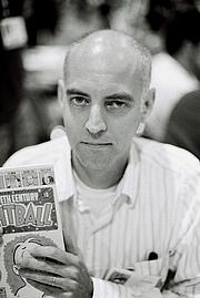 Author photo. Photograph by Sean Dejecacion