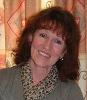 "Author photo. Jess Smith, author of ""Bruar's Rest"" and ""Jessie's Journey""."
