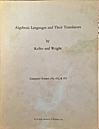 Algebraic Languages and Their Translator by…