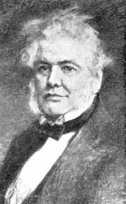 Author photo. Isaac Butt by John Butler Yeats. Wikimedia Commons.