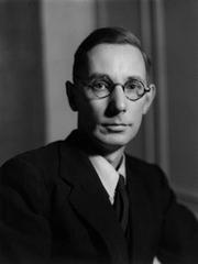 Author photo. Sir Jack Alan Westrup