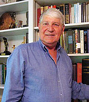 Author photo. Donald Quataert [credit: American Historical Association]