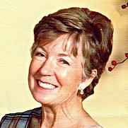 Author photo. Faith Andrews Bedford