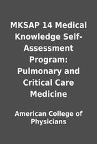 MKSAP 14 Medical Knowledge Self-Assessment…